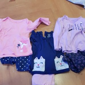 3 carters outfits